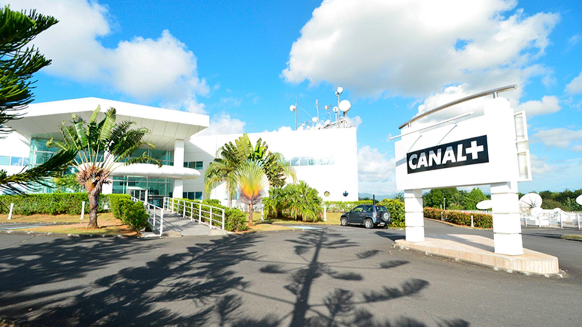 Antilles, CANAL+INTERNATIONAL
