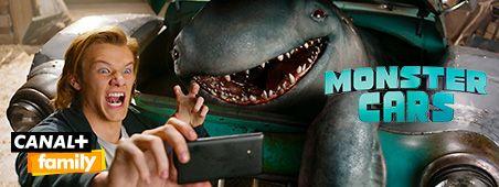 Monsters Cars en novembre sur CANAL+ Family