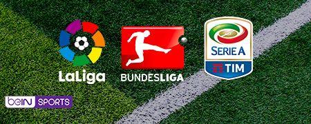 La liga, Série A, Bundesliga : © Thinkstock