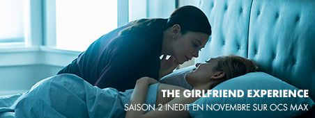 The girlfriend experience Saison 2 en novembre sur OCS MAX [US+ 24]
