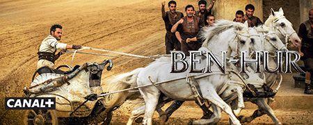 Ben-Hur en octobre sur CANAL+