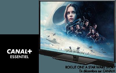 Rogue One a Star Wars Story en décembre sur CANAL+