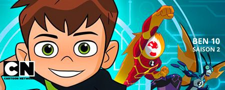 Ben 10 saison 2 en octobre sur Cartoon Network