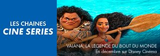 Vaiana, la légende du bout du monde en décembre sur Disney Cinéma