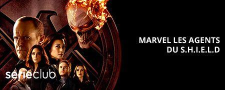 Marvel les Agents du S.H.I.E.L.D en octobre sur Serie Club