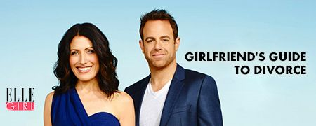 Girlfriend's guide to divorce en octobre sur Elle Girl