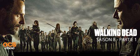 The Walking Dead en octobre sur OCS Choc