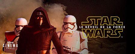 Star Wars - Le Réveil de la Force en octobre sur Disney Cinema