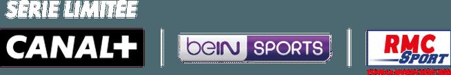 CANAL+ et beIN SPORTS et RMC Sport