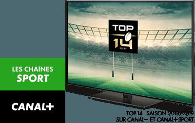 CANAL+ et Les chaînes Sport