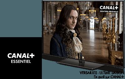 Versailles - Ultime saison (Création Originale) en avril sur CANAL+