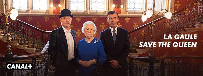La Gaule Save the Queen