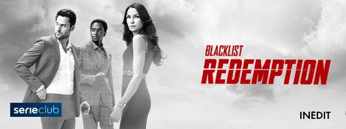 Blacklist Redemption en Avril sur sérieclub