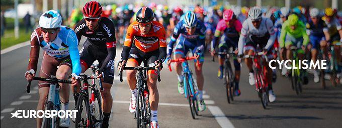 Cyclisme en Avril sur Eurosport