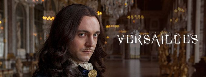 Versailles en Mai sur CANAL+SERIES