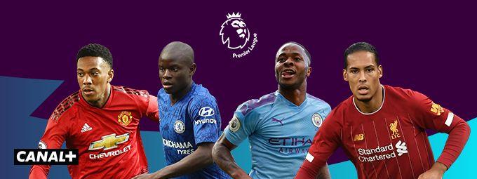 Premier League - En décembre sur CANAL+