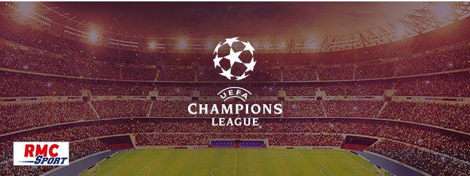 UEFA Champions league en décembre sur RMC Sport