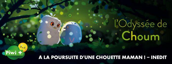 L'Odyssée de Choum - En décembre sur PIWI+