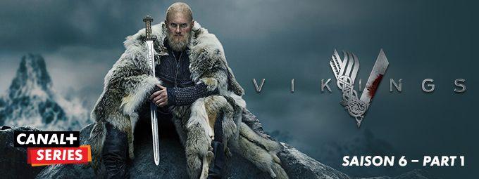 Vikings - Saison 6 part.1 - En décembre sur CANAL+SERIES
