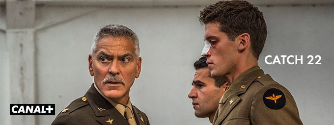 Catch 22 en Mai sur CANAL+