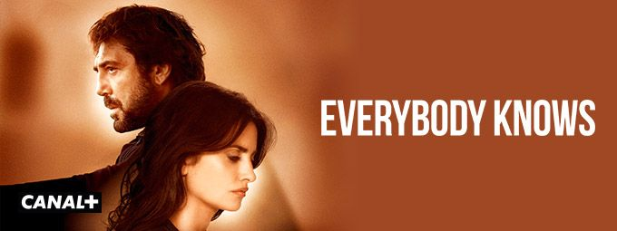 Everybody knows en Mai sur CANAL+