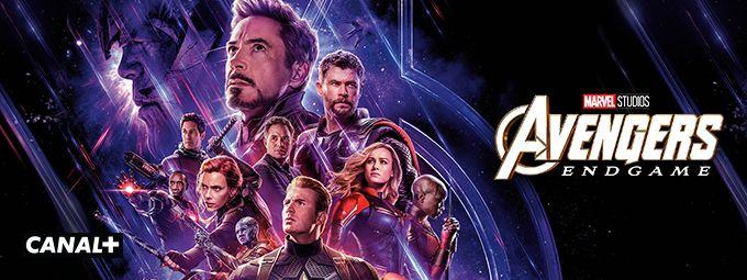 Avengers Endgame - En décembre sur CANAL+