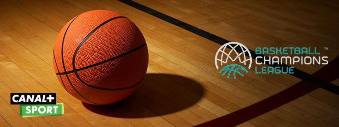 Basketball Champions League - En décembre sur CANAL+SPORT