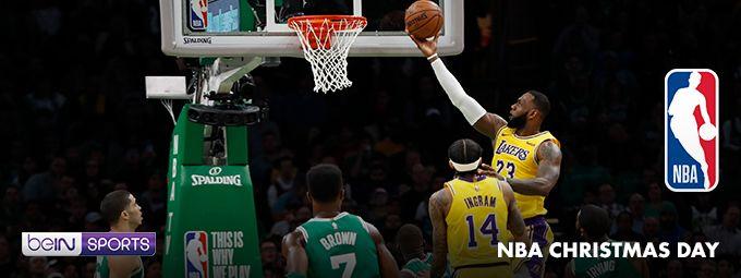 NBA Christmas day - En décembre sur bein SPORTS