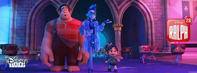 Ralph 2.0 - En décembre sur Disney Cinéma
