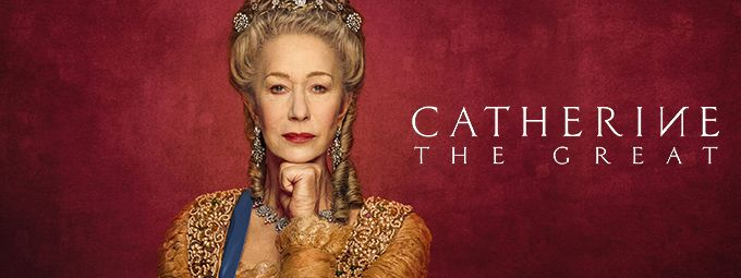 Catherine The Great - En décembre sur CANAL+SERIES