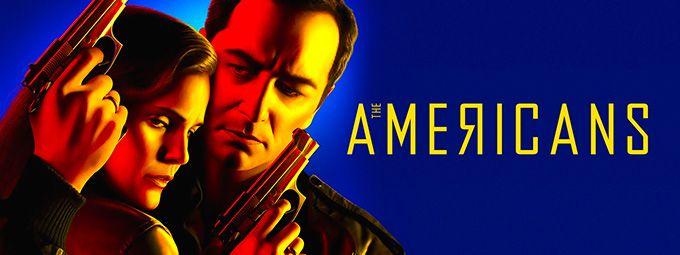 The Americans en Février sur CANAL+