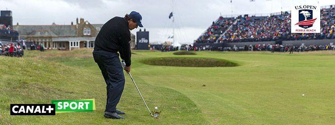 US Open de Golf en Juin sur CANAL+SPORT