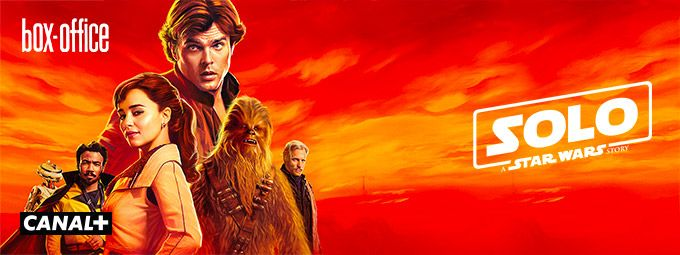 Solo: A Star Wars Story en Mai sur CANAL+