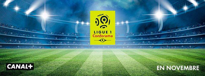 Ligue 1 Conforama sur CANAL+