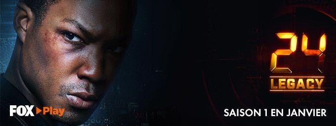 24 : Legacy, saison 1 en Janvier sur Fox Play