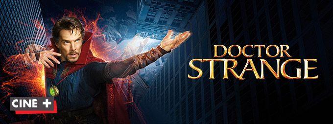 Docteur Strange en décembre sur Ciné+