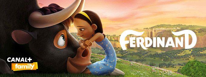 Ferdinand en décembre sur CANAL+ Family