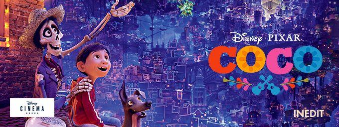 Coco en décembre sur Disney Cinéma