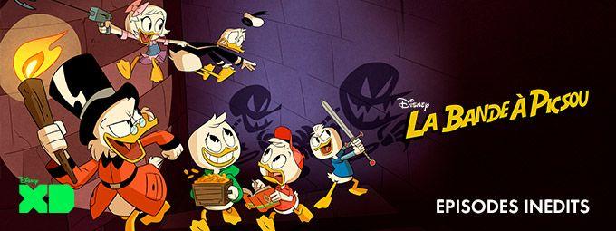 La bande à Picsou en décembre sur Disney XD