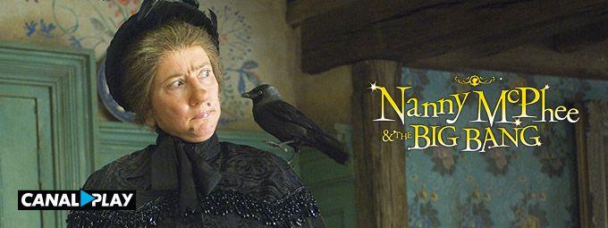 Nanny mac phee et le big bang en décembre sur Canalplay