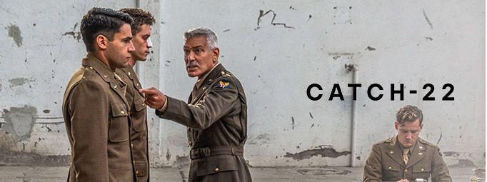 Catch-22 en Juin sur CANAL+SERIES