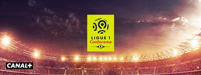 Ligue 1 Conforama en décembre sur CANAL+
