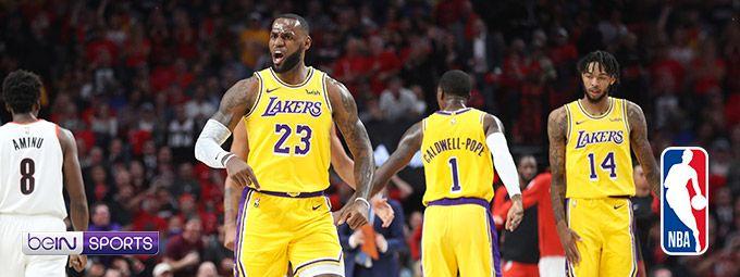 NBA en décembre sur beINSPORTS