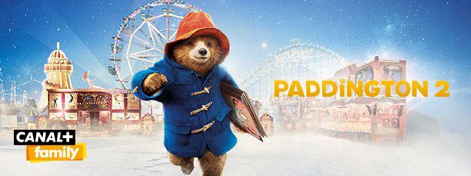 Paddington 2 en décembre sur CANAL+ Family