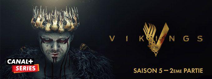 Vikings - saison 5, 2ème partie en décembre sur CANAL+ Séries