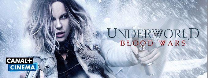 Underworld blood wars en décembre sur CANAL+ Cinema