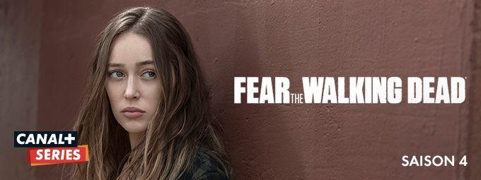 Fear The Walking Dead - saison 4 en avril sur CANAL+ Séries