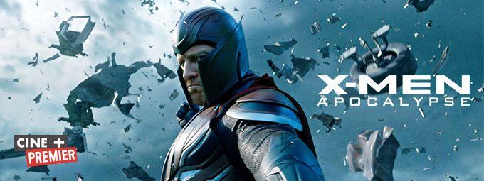 X-Men Apocalypse en mars sur Ciné+ Premier