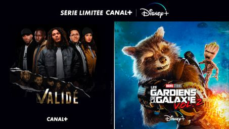 CANAL+ SERIE LIMITEE DISNEY+