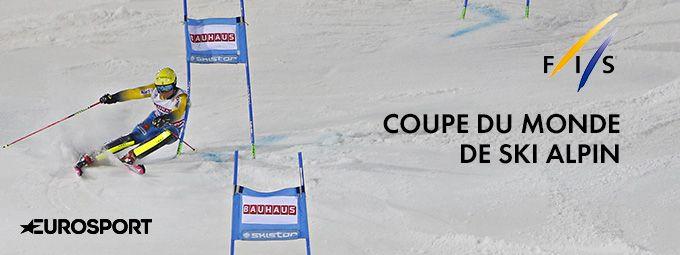Coupe du monde de ski en Novembre sur EUROSPORT